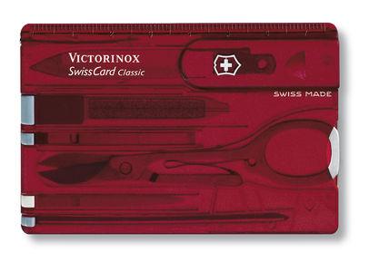 Swisscard ruby