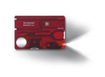 Swisscard lite ruby