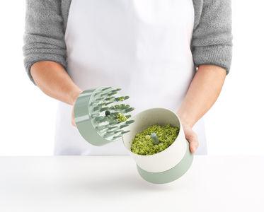 Kukkakaaliriisi-leikkuri