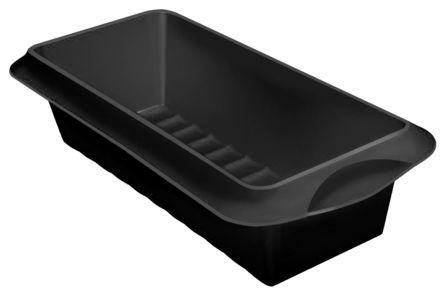 Classic musta leipävuoka 24 cm