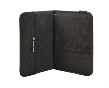 Passilompakko, RFID, musta