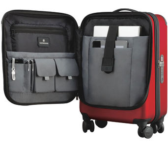 Spectra 2.0 Dual Carry-On, punainen