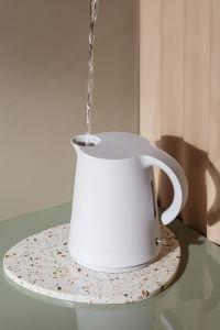 Rise vedenkeitin 1,2 l valkoinen