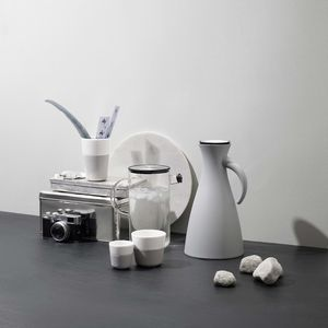 Termoskannu 1,0 l, Marble grey