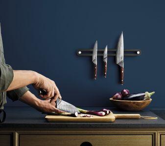 Nordic Kitchen kuorimaveitsi 9 cm