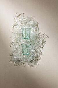 Juomalasit 25cl kierrätyslasia 4kpl