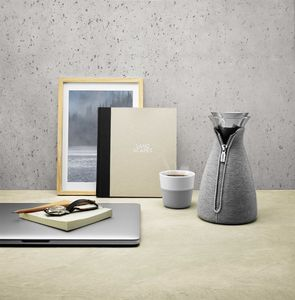 Cafe Solo 1,0 l Dark grey woven