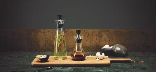 Öljy- / viinietikkapullo 0,5 l