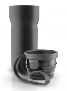 Nordic K. termosmuki 0,35 l musta