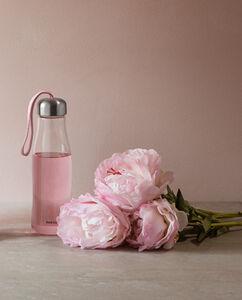 Juomapullo lasia 0,5 l Rose quartz