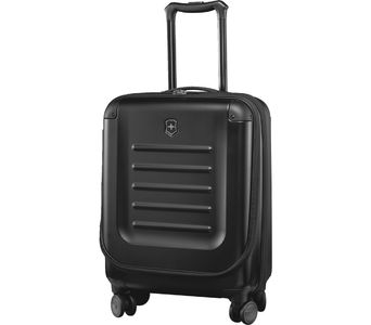 Spectra 2.0 Expand Carry-On, musta