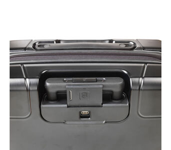 Lexicon Hard Side Carry-On, Black