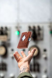 Multiwallet Hazelnut RFID