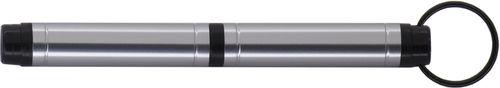 Space Pen, silver, backpacker