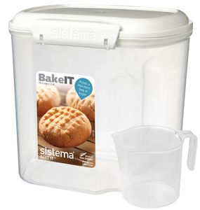Bake It rasia mittakupilla 2,4 l