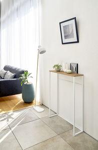 Tower konsolipöytä valkoinen